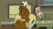 S01E16 Heather za plecami śpiącego Chefa