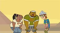 S03E01 Leshawna, Harold i DJ wyszli z piramidy