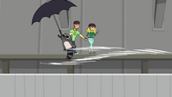 S01E01 Szop z parasolką