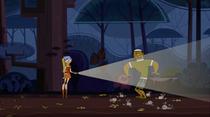 S03E08 Małpy w Amazonii