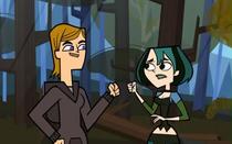 Sztama między Gwen a Jo