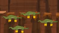 Roboty Krokodyle w Upadku Sky