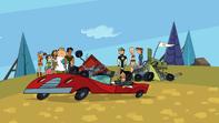 S02E13 Ucieczka samochodami