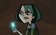 Gwen i jej telefon