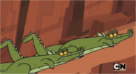 S05E24 Krokodyle