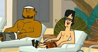 S01E22 DJ i Trent się relaksują