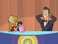 S02E27 Blaineley i Josh jedzą popcorn