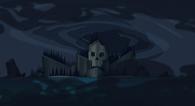 S05E03 Wyspa kości w nocy