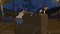 S01E12 Duncan i Leshawna na torze przeszkód