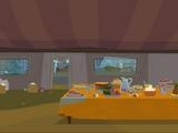Namiot z Buffetem