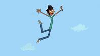 S05E01 Mike spada z samolotu