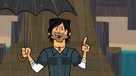 S01E23 Chris z parasolem