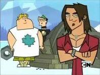 S03E17 Alejandro, Duncan i Owen.