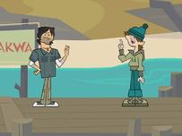 S01E01 Ezekiel przybył na wyspę