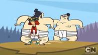 S03E03 Walka sumo i Harold