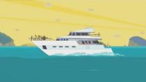 S04E01 Jacht z drugą obsadą