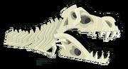 Skamielina dinozaura