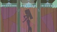 S01E16 Heather bierze prysznic
