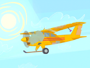 180px-SputteringAirplane