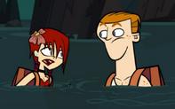 S04E07 Scott i Zoey w wodzie