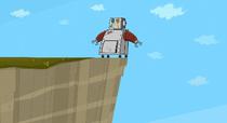 S05E01 Robot na klifie