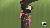 S01E18 Utkneliśmy na drzewie