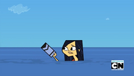 Emma zdobywa wskazówkę na morzu