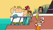 Owen , Sierra , Cody , Izzy , Noah podczas Większe! Gorsze! Brutalniejsze!