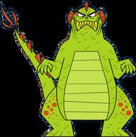 Potwór z przodu