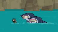 S05E01 Gwen i dwa rekiny