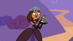 S02E19Courtney śpiewa jako księżniczka