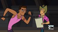 Geoff rysuje Brody'ego