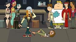 S03E15 Courtney jest zła na Duncana za zdradę