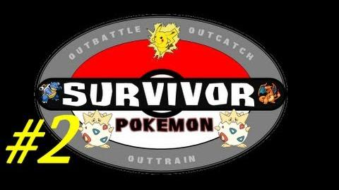 Pokemon Survivor episode 2 When two makes one