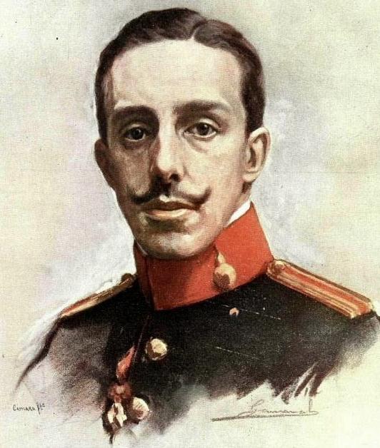 Alfonso XIII of Spain | Total War: Alternate Reality Wiki ...
