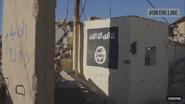 Sinjar ISIS graffiti
