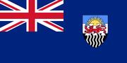 Flag of Rhodesia and Nyasaland