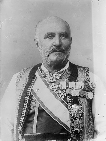 Nicholas I of Montenegro wikipedia