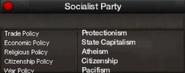 Modern socialist party