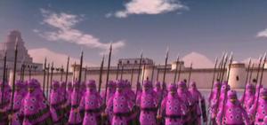 Eastern Infantry