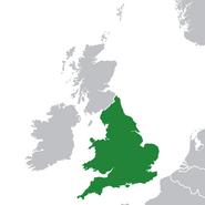 England 1700