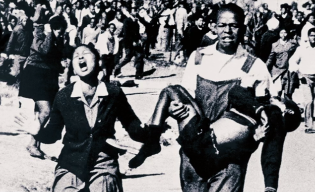the soweto uprising The soweto uprising, also known as 16 june, is a series of protests led by high school students in south africa that began on the morning of 16 june 1976 students from numerous sowetan schools began to protest in the streets of soweto in response to the introduction of afrikaans as the medium.