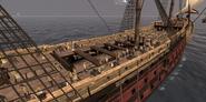 Spanish sailors Trafalgar