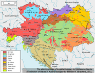 Austria-Hungary ethnicities