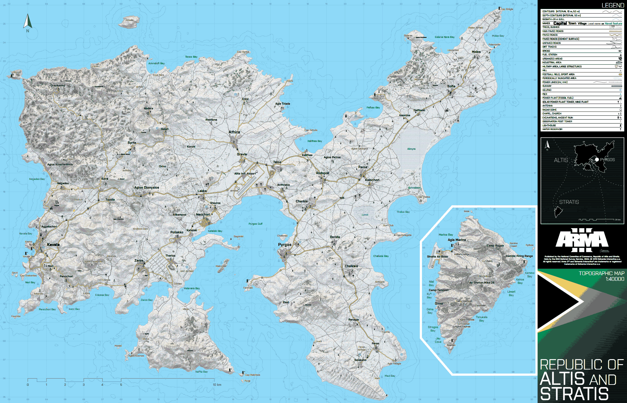 Image - Altis map.png | Total War: Alternate Reality Wiki | FANDOM ...