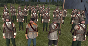 Jamestown colonial militia