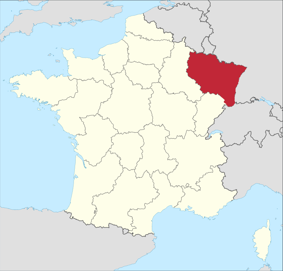 Alsace-Lorraine   Historica Wi...