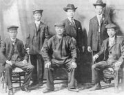 Chinese railroad workers 1880