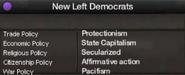 New Left Democrats