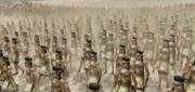 Egyptian bowmen